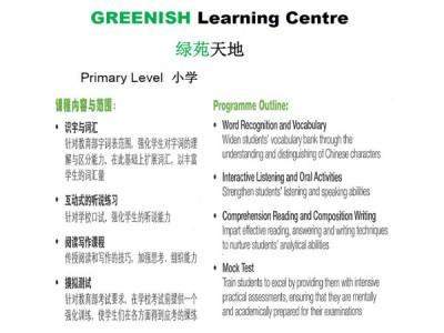 Primary School Chinese
